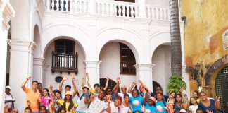 Centro-Historico-Cartagena
